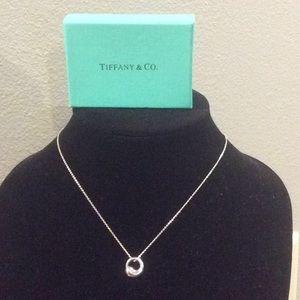 "Tiffany & Co 16"" Necklace"